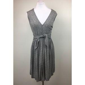 Plenty by Tracy Reese Sz XS Gray sleeveless dress
